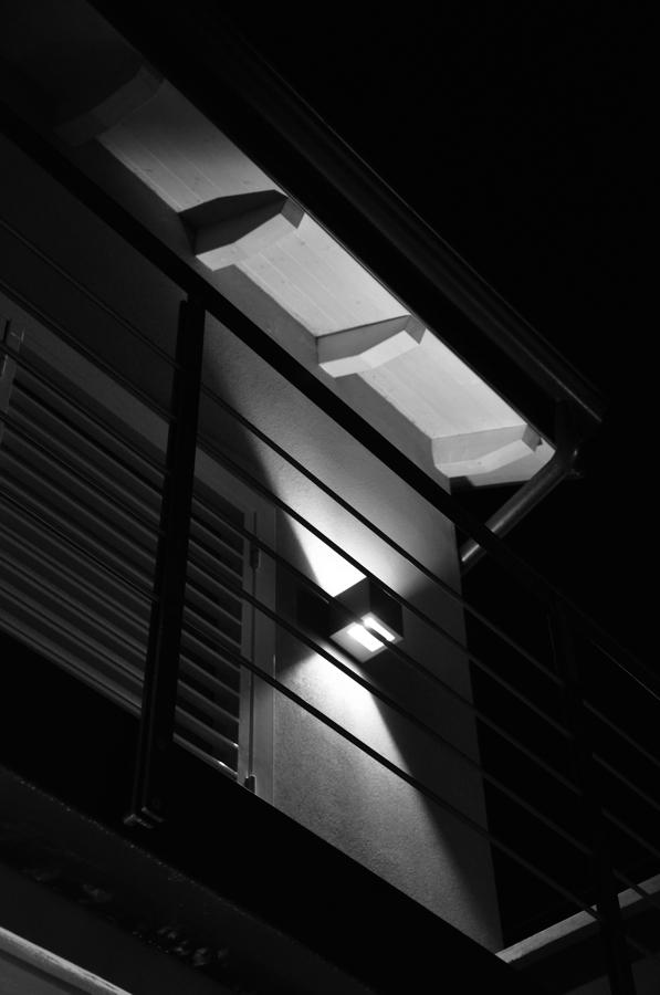 dettagli esterno residenza