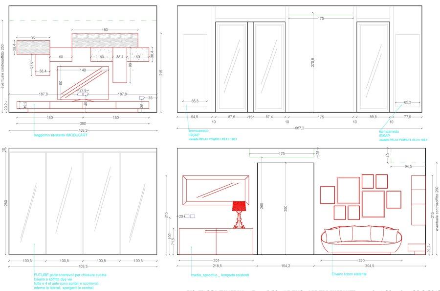 dettaglio ambiente_prospetti soggiorno