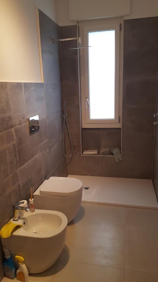 Dettaglio del bagno