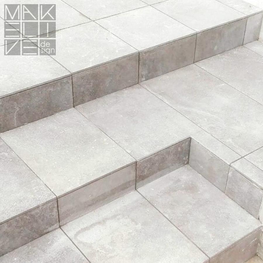 Dettaglio pavimento esterno