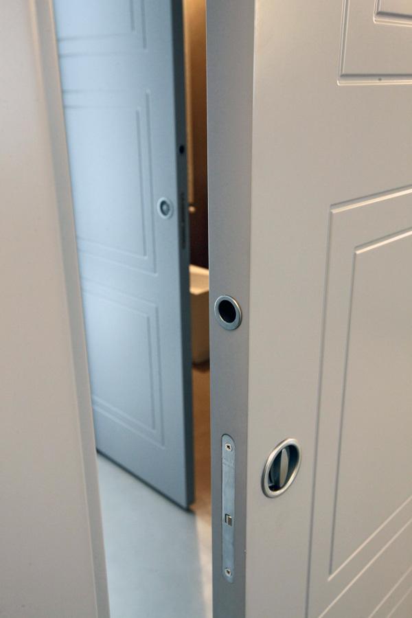Dettaglio porte interne