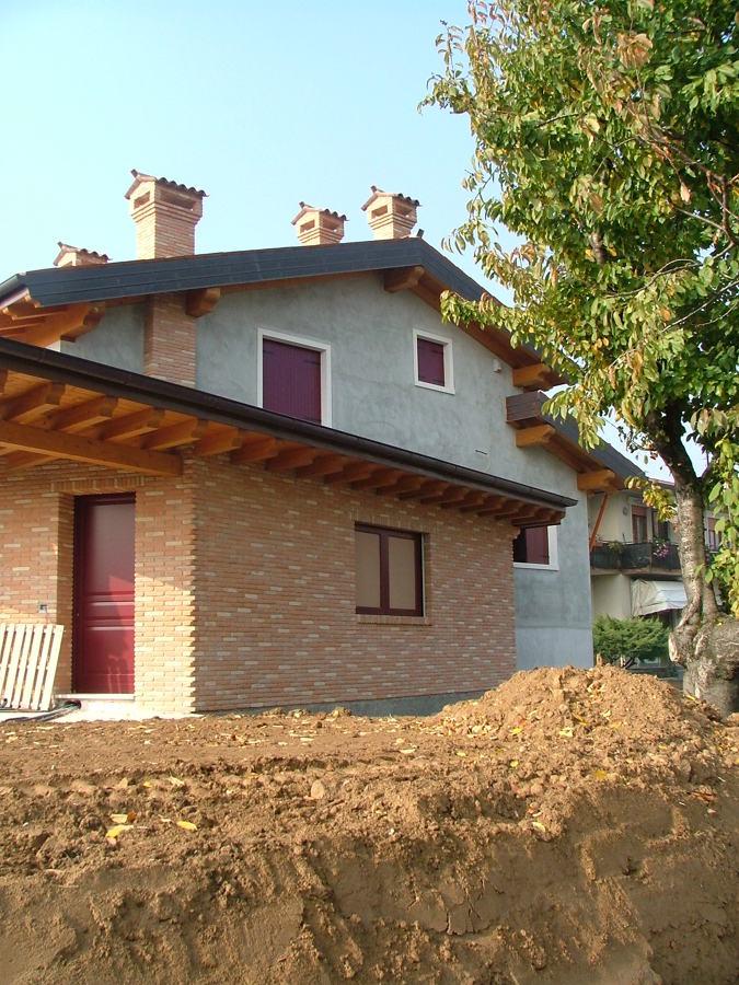 Progetto di direzione lavori per la costruzione di - Ricircolo aria casa ...