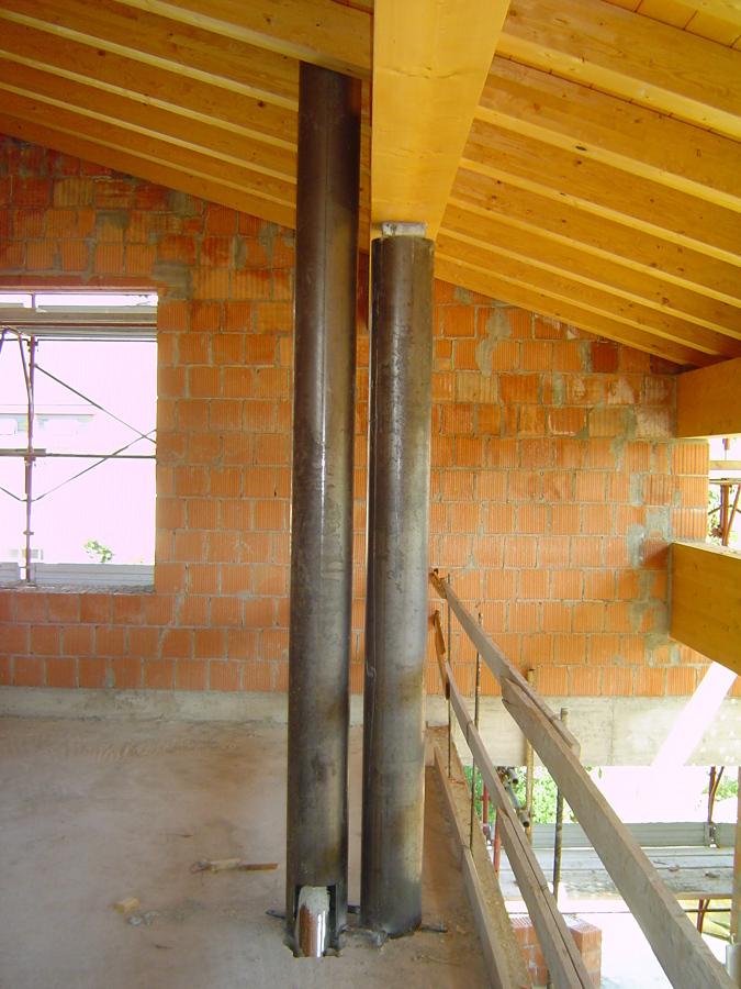 Progetto di direzione lavori per la costruzione di for Nuove planimetrie per la costruzione di case