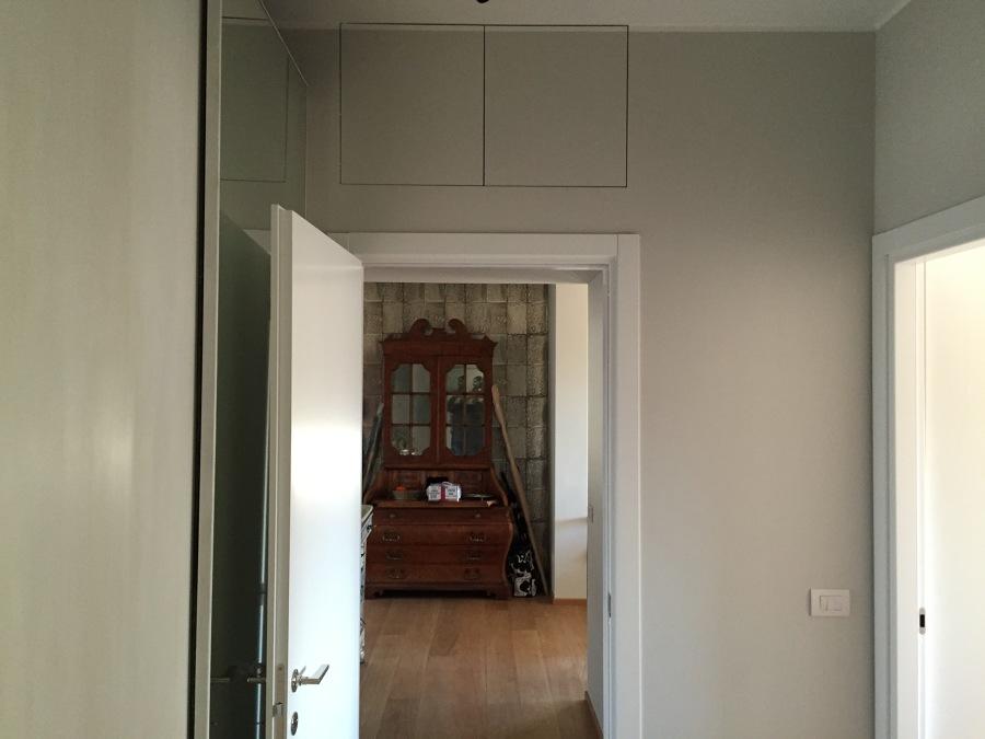 Appartamento indipendenza idee ristrutturazione casa - Controsoffitto portante ...