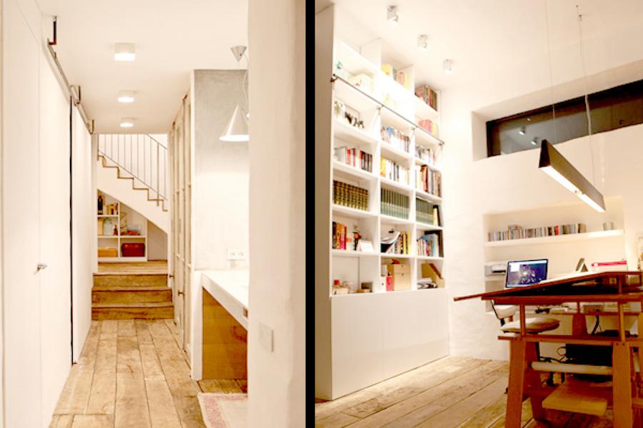 Ristrutturazione di casa indipendente idee architetti for Idee di casa di piano aperto