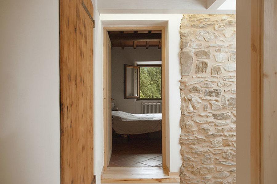 Bioedilizia la casa in calce e canapa idee - Disposizione stanze in una casa ...