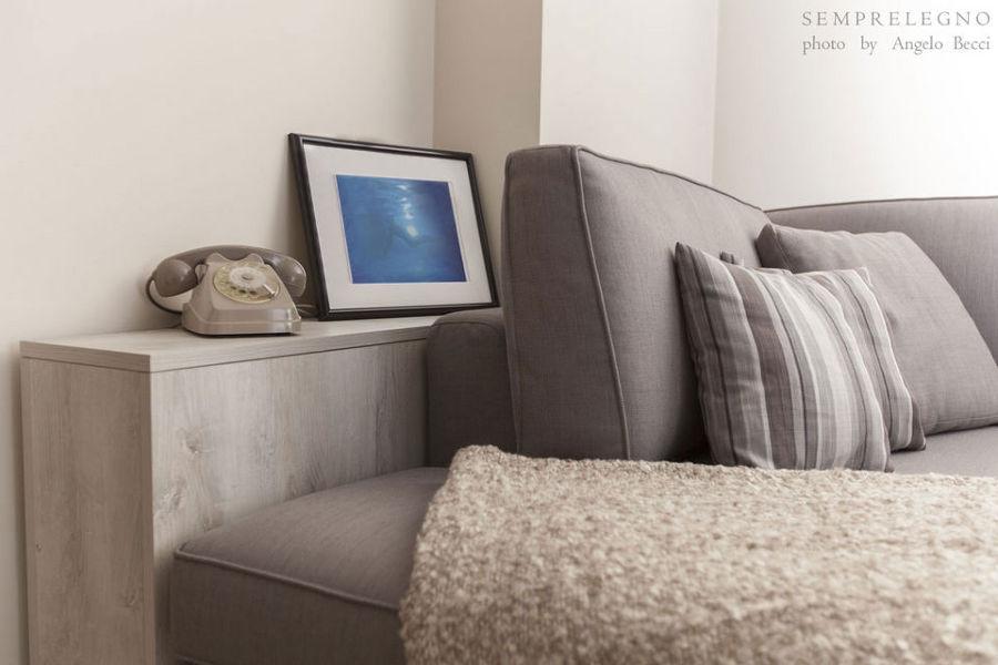 Foto divano artigianale su misura made in italy di - Divano artigiano milano ...