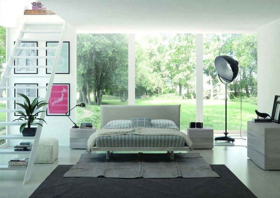 Foto divano letto per monolocale open space di marilisa - Letto per monolocale ...