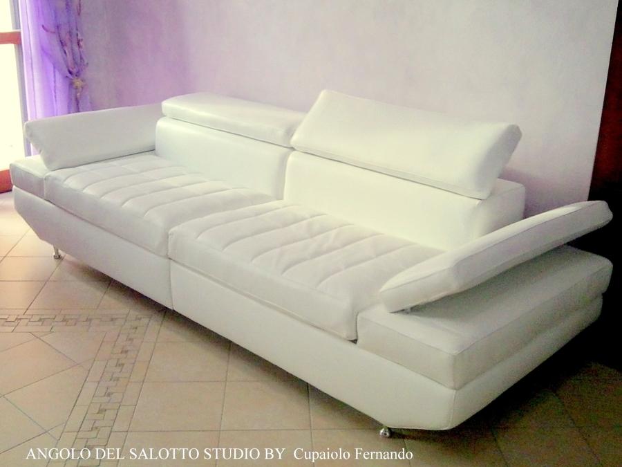 Progetto divano moon idee mobili - Divano letto su misura ...