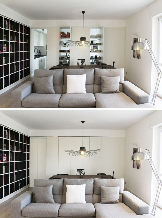 Foto: Dividere la Cucina Dal Salotto di Rossella Cristofaro #406281 ...