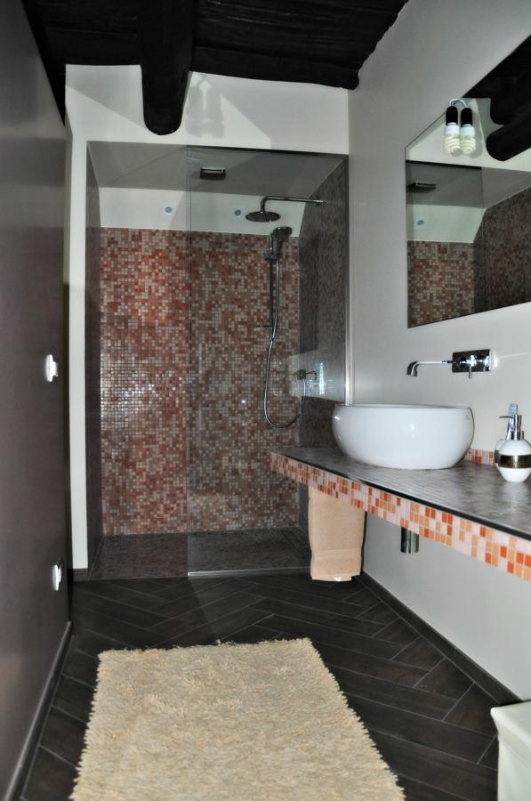 Foto doccia filo pavimento di ristrutturazione garantita - Doccia a filo pavimento ...