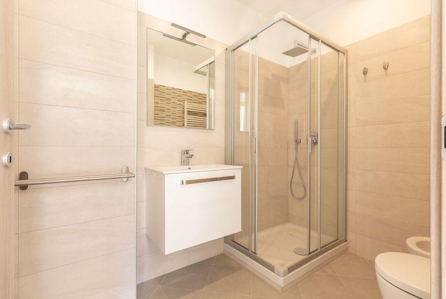 doccia tradizionale