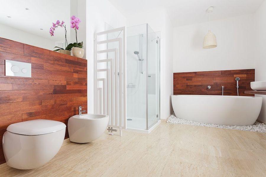 doccia vasca