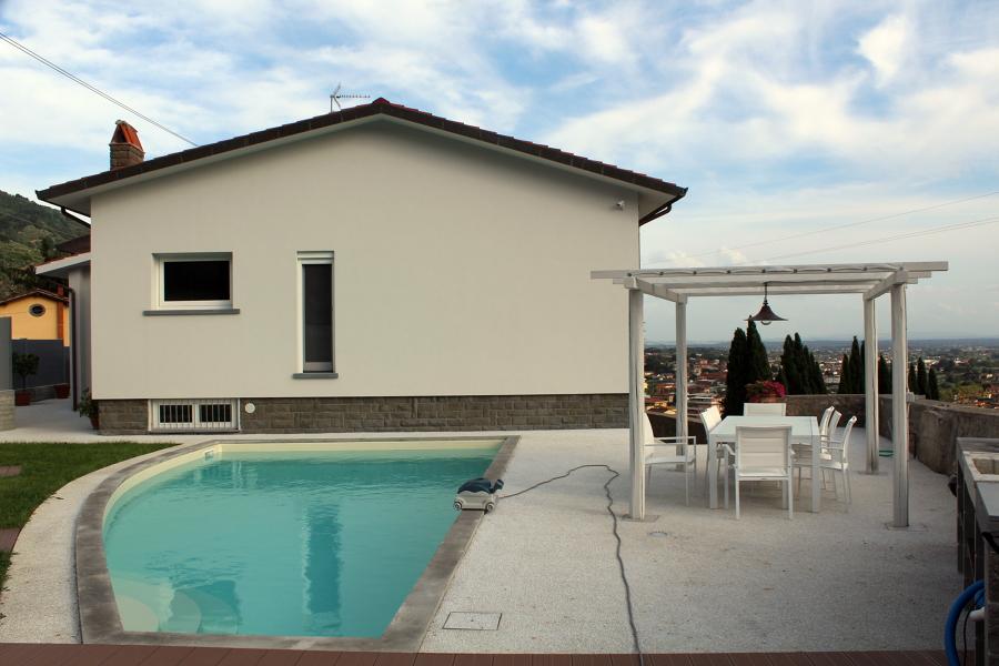 Progetto realizzazione domotica knx per villa idee ristrutturazione casa - Progetto casa domotica ...