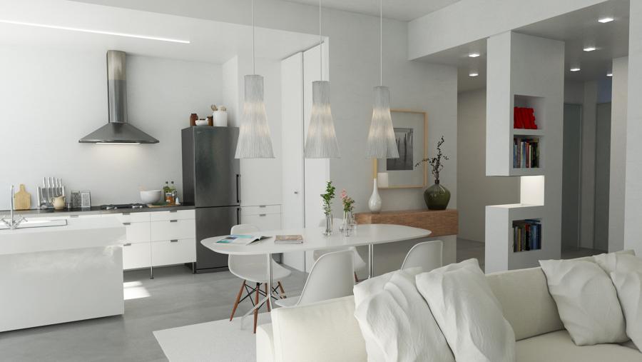 Ristrutturazione Completa di un Appartamento Privato a Firenze  Idee Ristrutturazione Casa