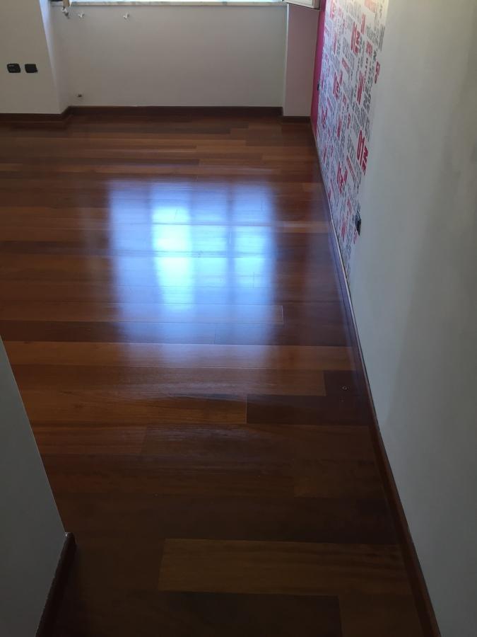 Dopo aver effettuato il lavoro di lucidatura e protezione pavimento