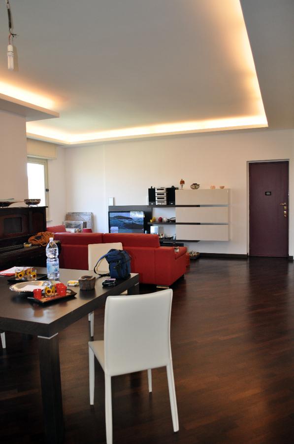 ... Ristrutturazione Di Appartamento Moderno Di Edilizia Anni Cinquanta