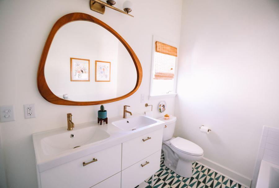 doppio lavabo