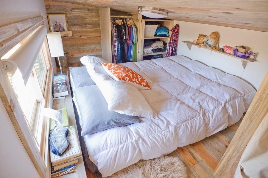 dormitorio casa mobile