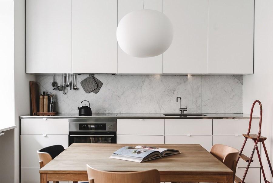 Elettrodomestici cucina moderna