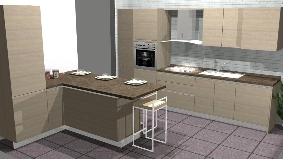 Foto emotion gd 25 12 di emotion specialisti in cucine for Stosa cucine verona