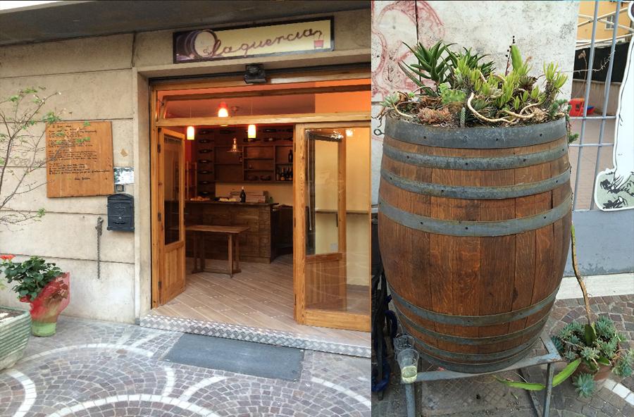Progetto realizzazione enoteca roma progetti for Solo affitti locali commerciali roma