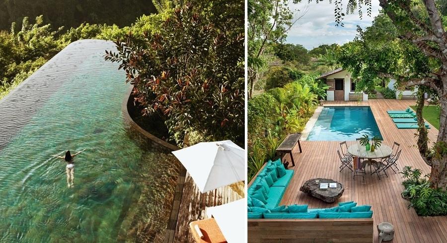 Foto esempi di piscine d acqua salata di valeria del - Piscina acqua salata ...