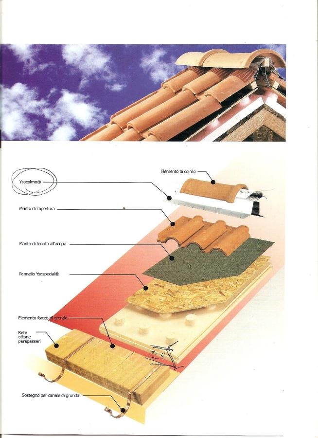 Progetto su tetto ventilato progetti ristrutturazione casa for Stili tetto tetto