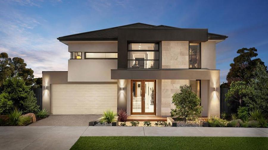 Progetti Esterni Case : Progetto costruzione villa signorile sorrento idee costruzione case