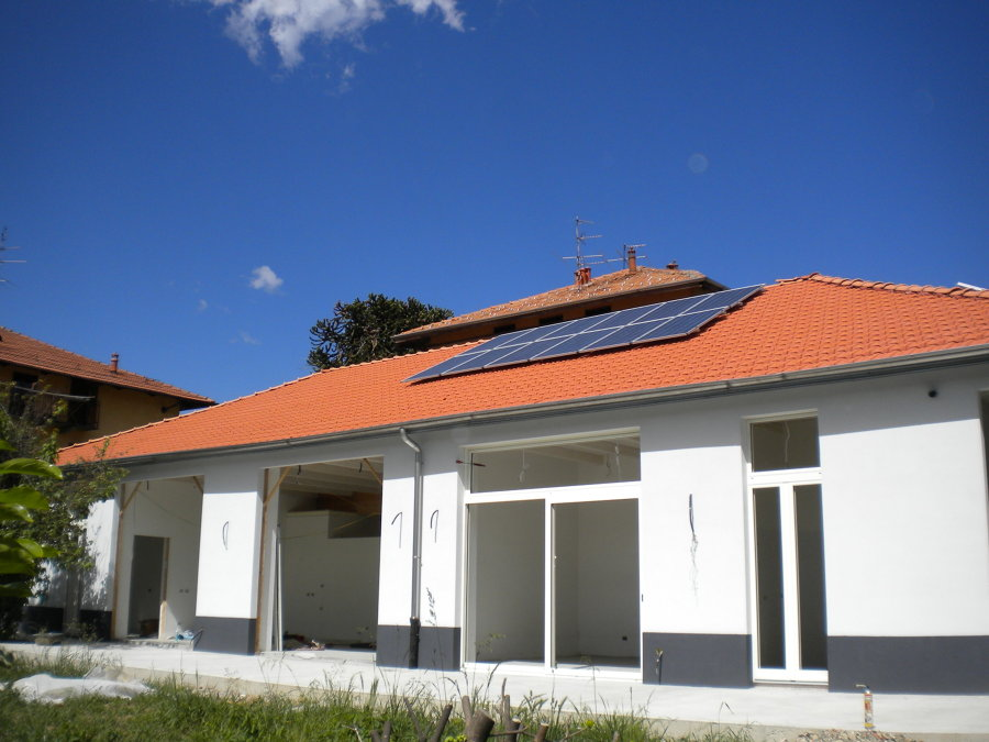 Loft in biella idee ristrutturazione casa - Progetto casa biella ...