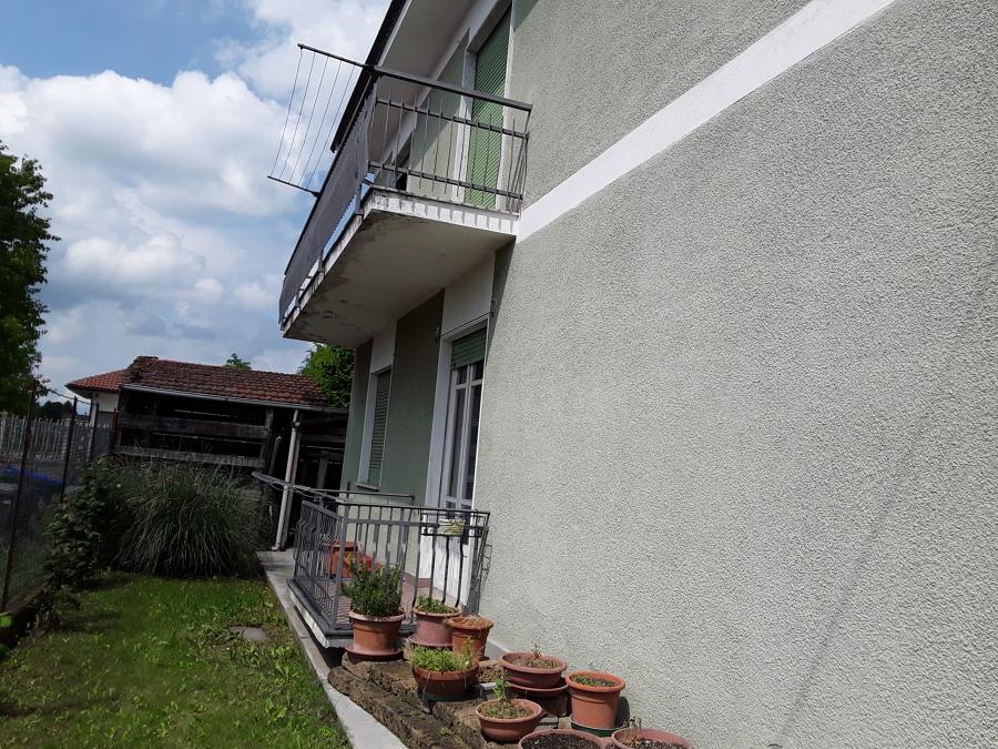 facciata lato cortile