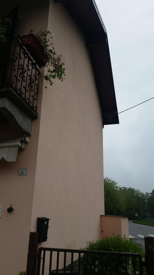 facciata silossanico