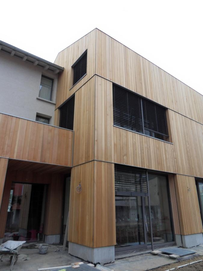 Progetto realizzazioni pavimenti e facciate in legno per esterno progetti tetti - Pavimenti in legno per esterno ...