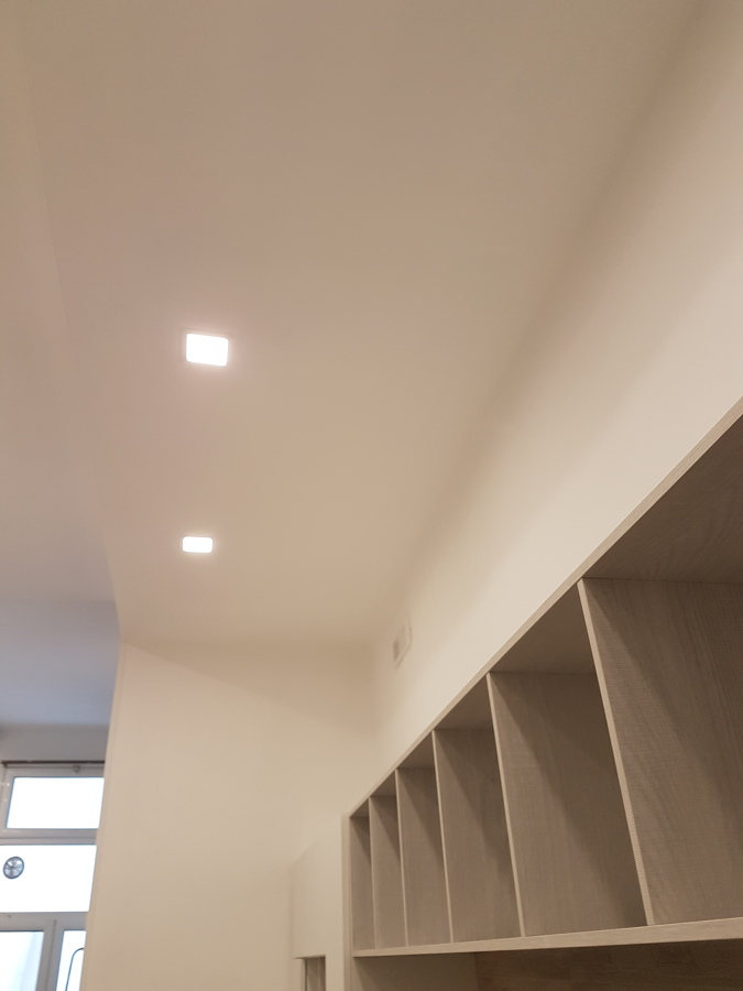 faretti panel led