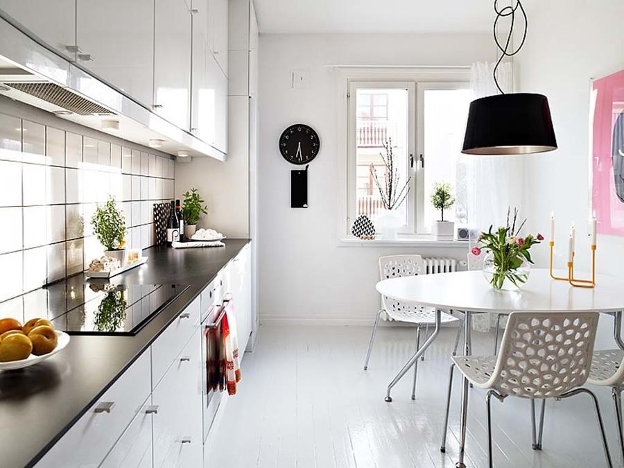 Foto: Faretti Per Piano Cottura Cucina Scandinava di Marilisa Dones ...