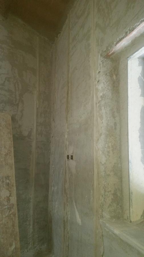 fasce per intonaco su betoncino armato