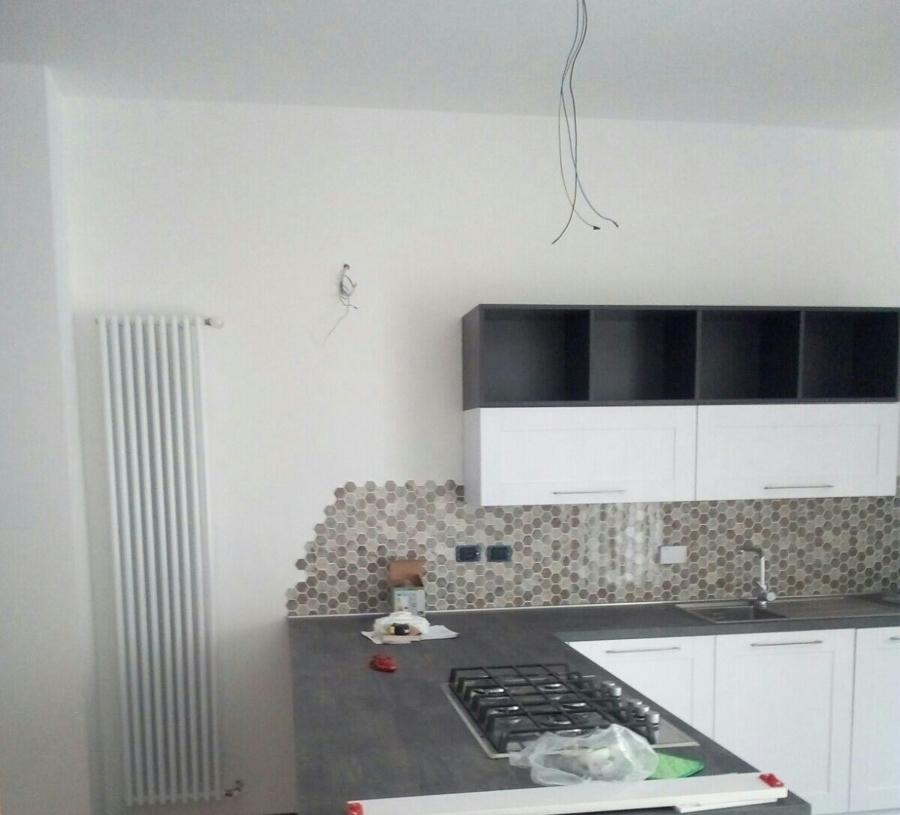 Foto: Fascione In Cucina con Piastrelle a Mosaico Boxer di De ...