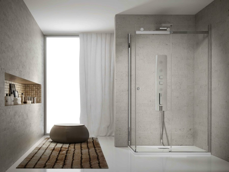 Filo shower