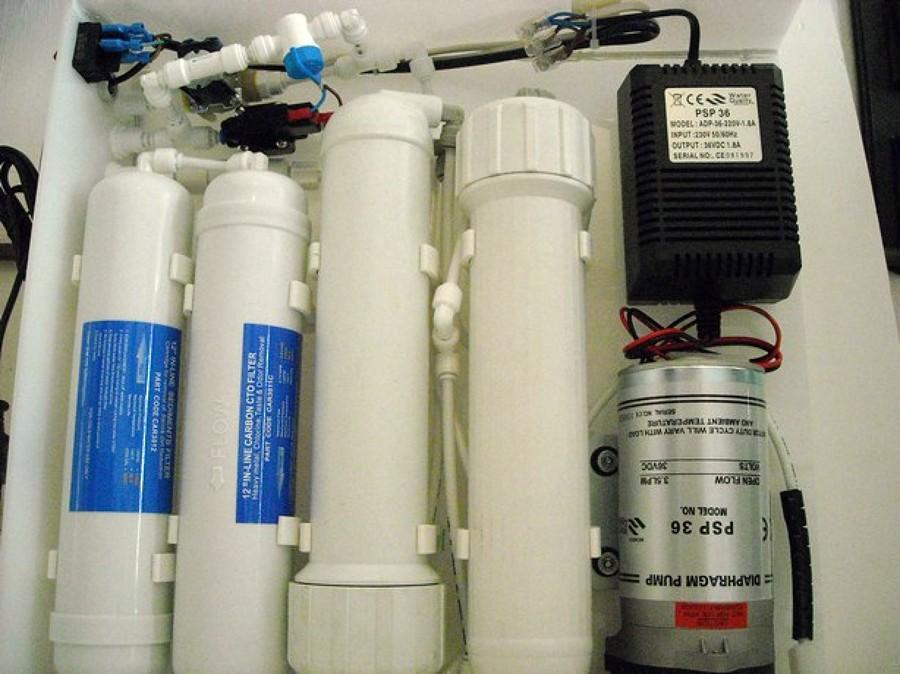 Progetto Sistemi di Filtrazione Acqua Potabile  Idee Idraulici