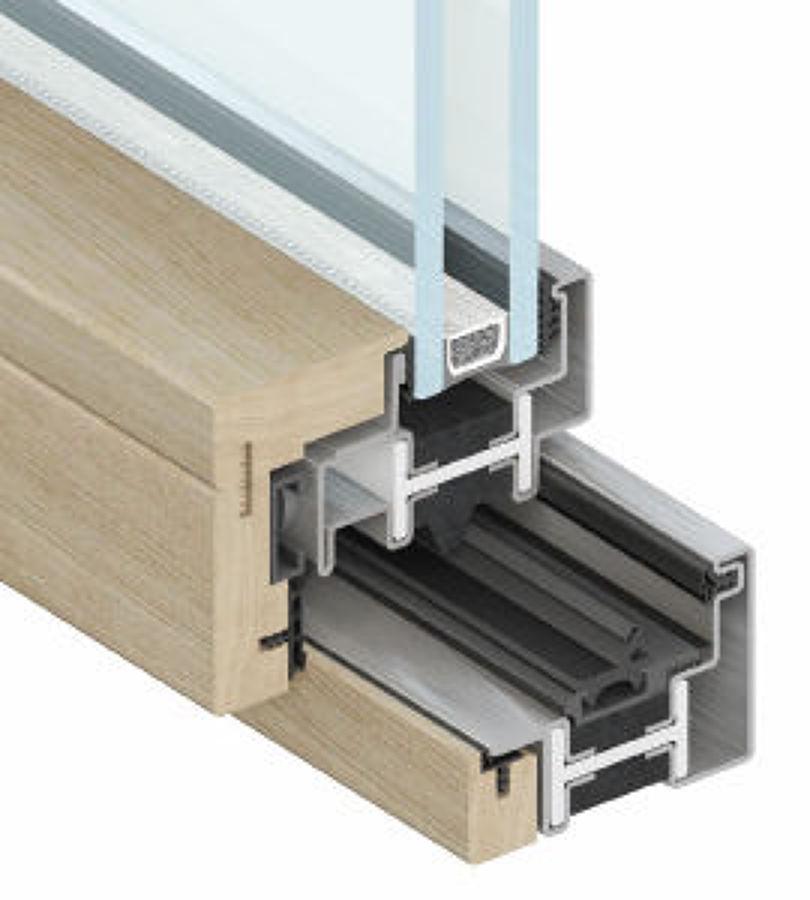 Nuove finestre serramenti infissi in acciaio inox a - Finestra a taglio termico ...