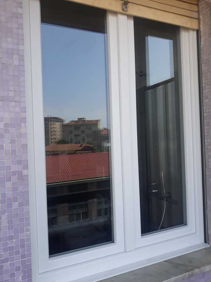 finestra pvc e avvolgibili