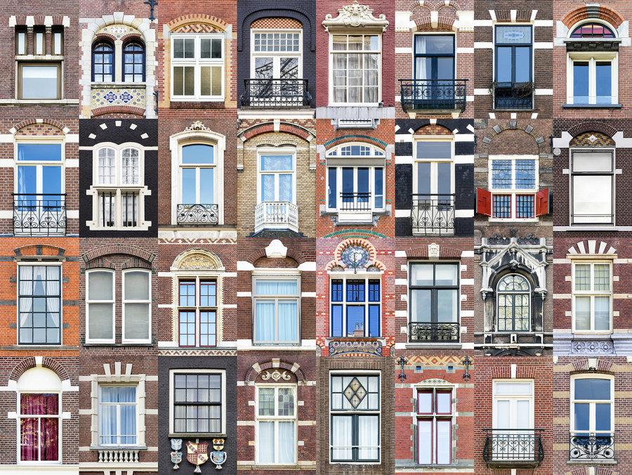 Finestre di Amsterdam, Paesi Bassi