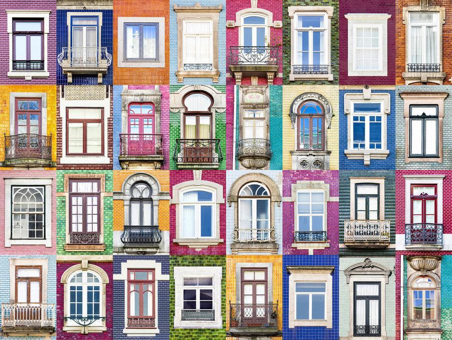 Finestre di Porto