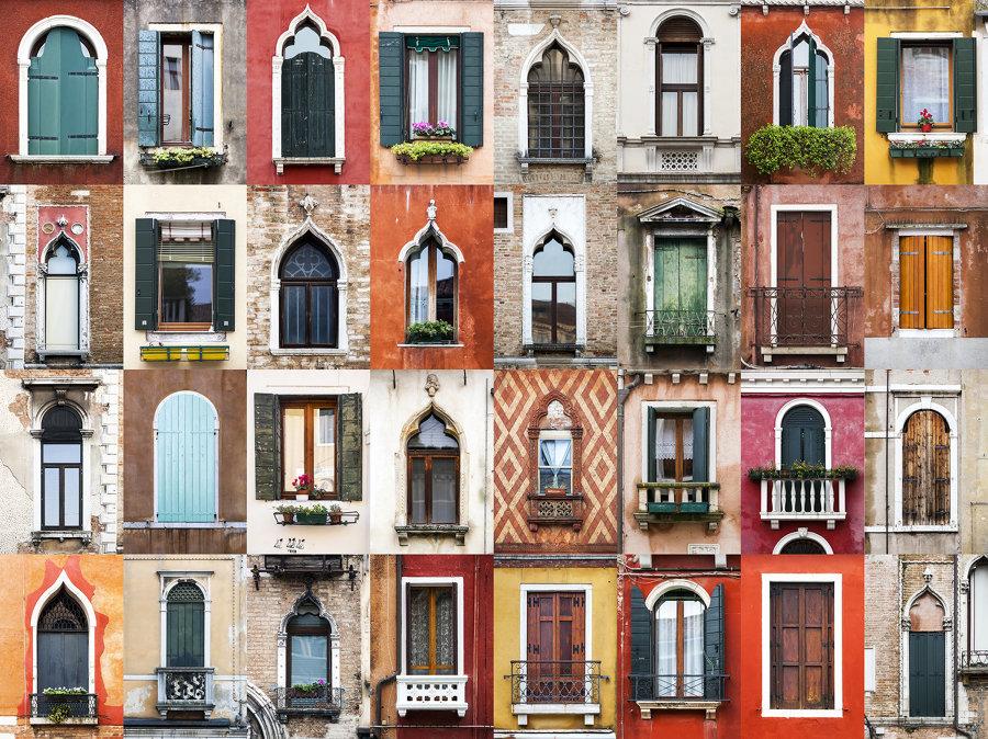 Finestre di Venezia