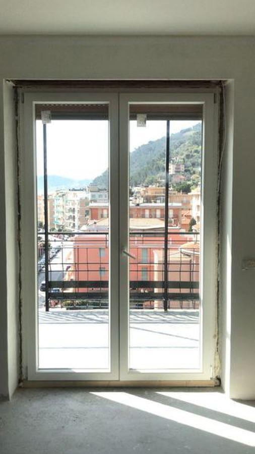 finestre in PVC Bianco