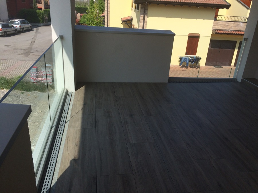Finiture balcone Piano Primo