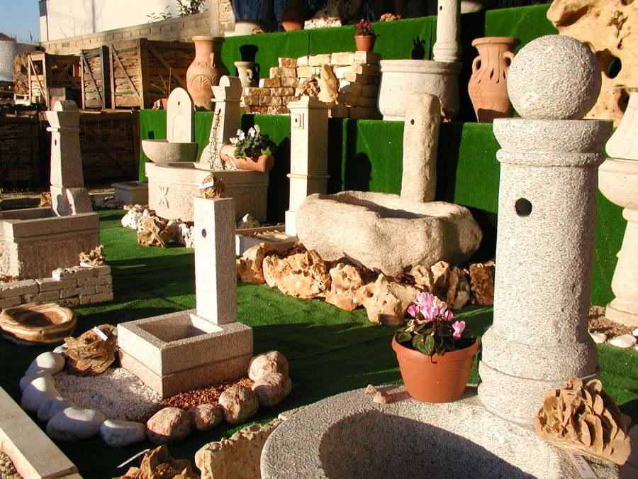 fontane in granito
