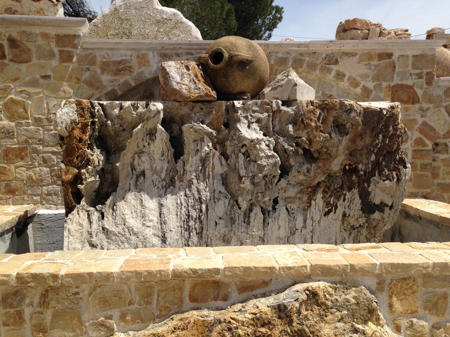 fontane in pietra