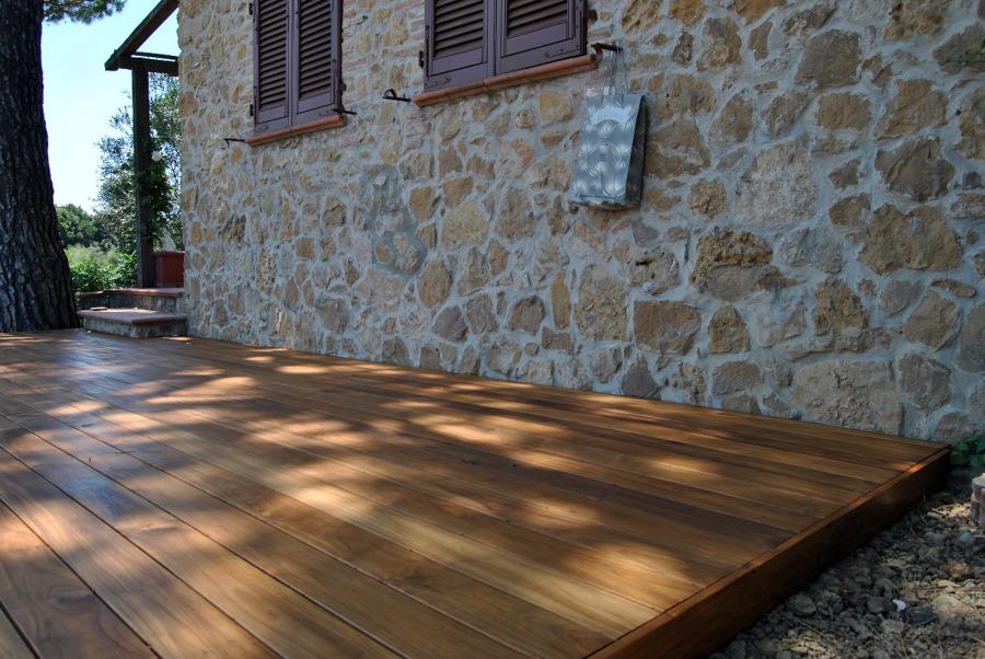 Progetto fornitura e realizzazione bordo piscina in teak progetti parquettisti - Bordo perimetrale piscina prezzi ...