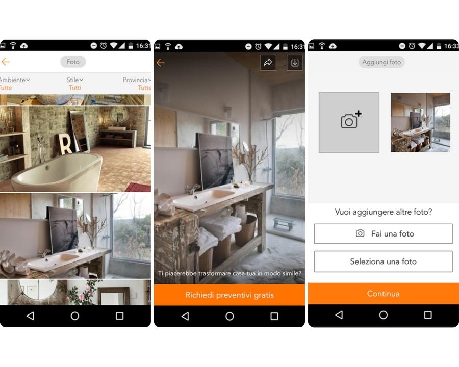 Ecco le app che possono aiutarti ad arredare progettare e for Come creare la tua casa